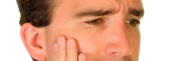 Лечение боли в челюсти